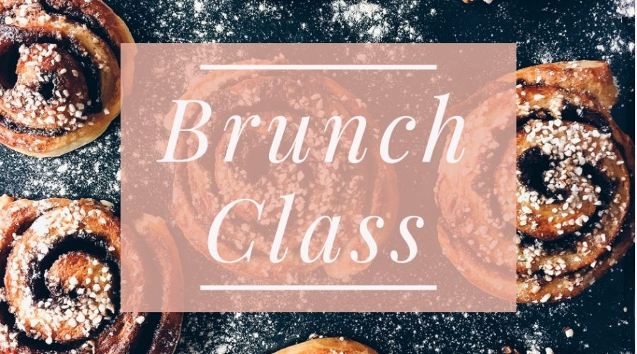 You're Invited To My Brunch Cooking Class