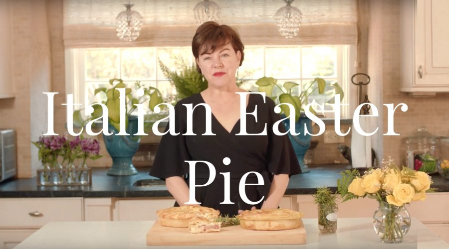 A Secret Family Recipe: Italian Easter Pie