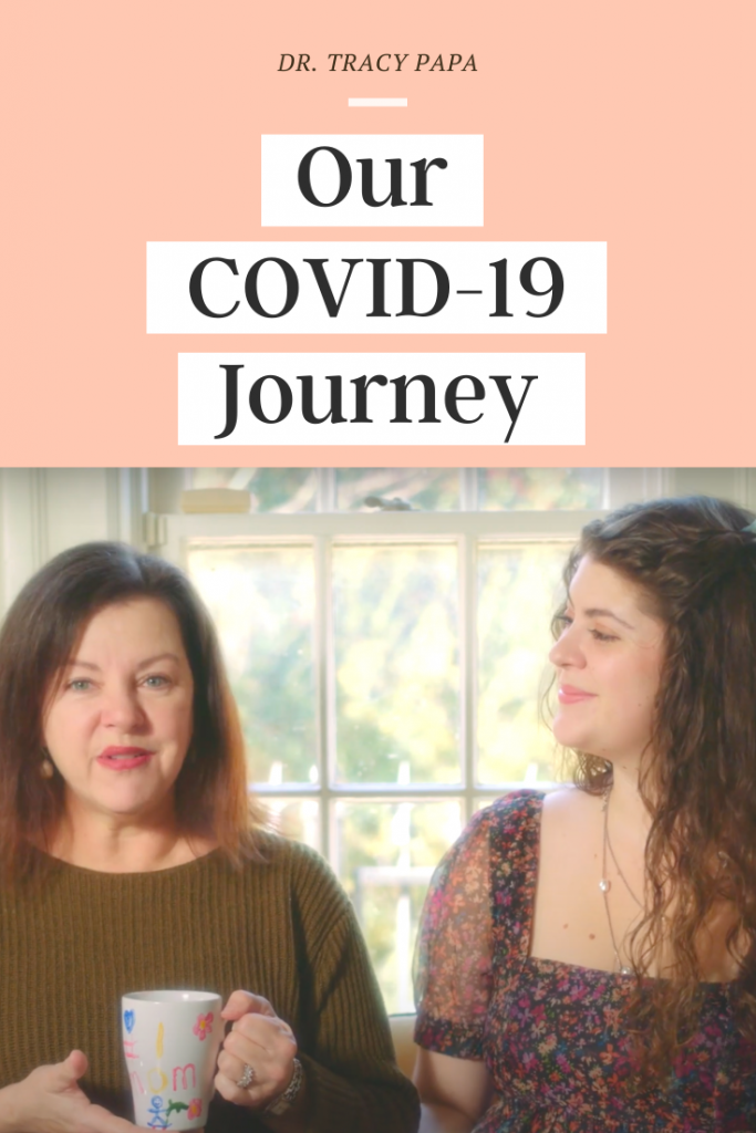 My Covid Recovery, Experience & Vaccine Information Dr. Tracy Papa